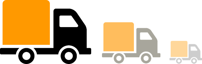 Truck Traffic Icon