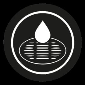 Mitigation Measures - Stormwater Icon