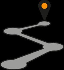 Traffic Flow Icon