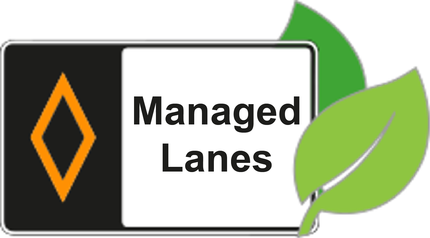 Manged Lanes Icon